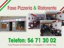 Faxe Pizza