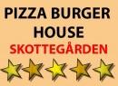 Pizza og  Burger House Skottegården